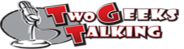 Two Geeks Talking logo