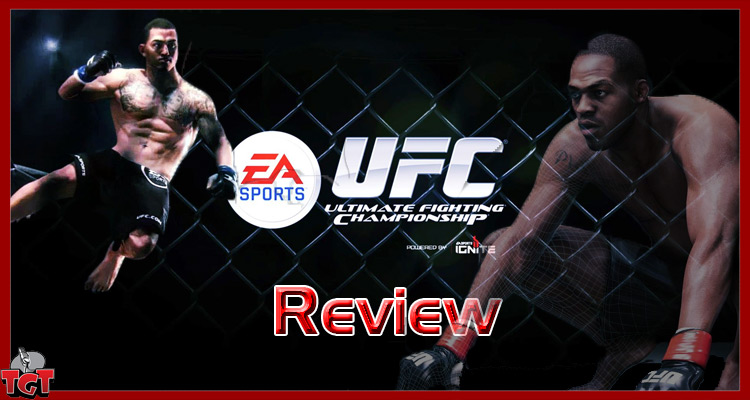 EA SPORTS UFC VIdeo Game Review