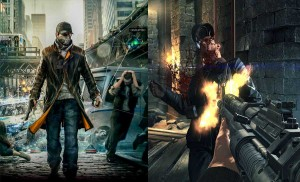 Watchdogs and Wolfenstein The New Order