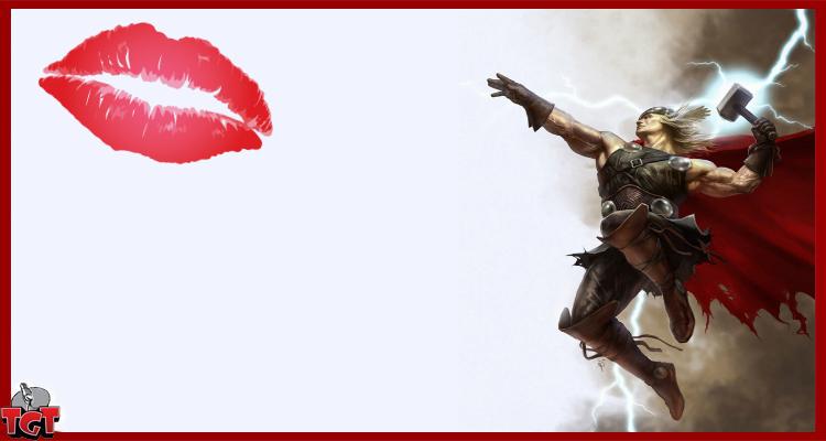 thor love banner tgt