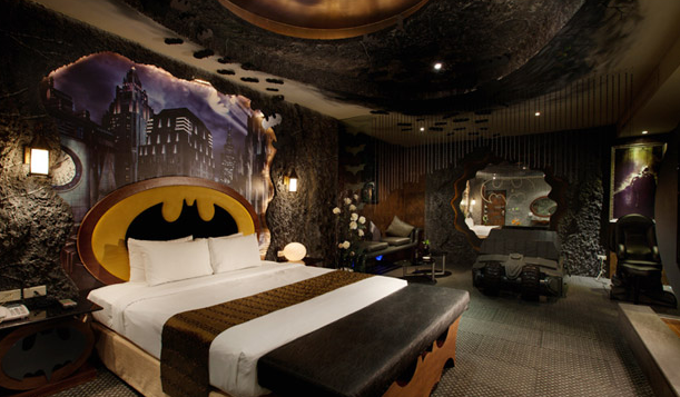 Bat Boudoir - it speaks for itself.
