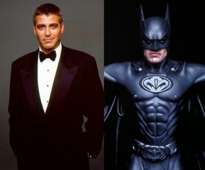 George Clooney - Batman and Robin (1997)