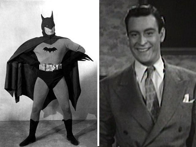 Lewis Wilson Lewis Wilson Batman Serial