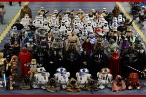 Fan Expo Canada 2014 - Star Wars portrait