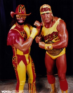 Macho Man & Hulk Hogan