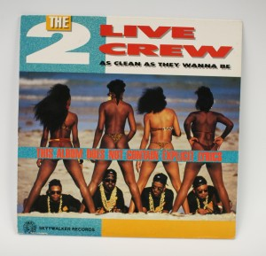 2 Live Crew and their censor bar.