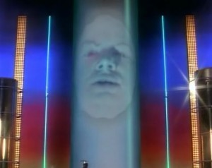 Zordon was the sage that gave the teens their powers.
