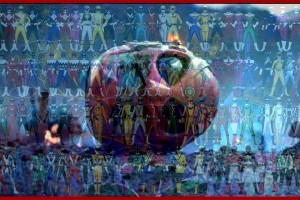 TGT - Power Rangers Banner