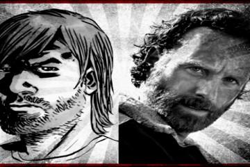 Rick Grimes: Hero