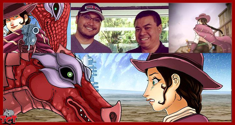 """Rod Espinosa & Carlo """"Doc"""" San Juan talk Antarctic Press Immortal Wings Comic"""