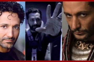 Cas Anvar from The Expanse