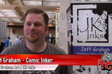 Jeff Graham Hobbyist Illustrator