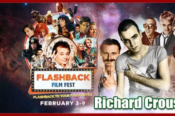 Richard Crouse Film Curator Cineplex Flashback Film Festival