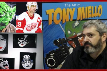 Tony Miello Windsor Comic Con 2016